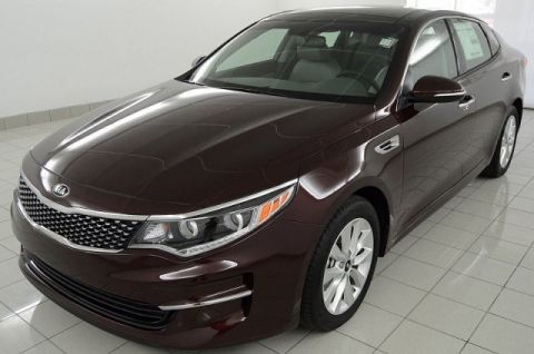 New Kia Optima 4d Sedan EX