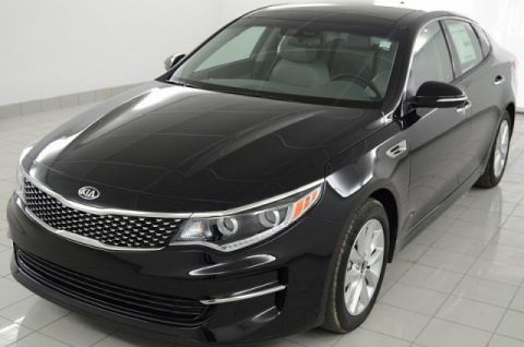 New Kia Optima EX Audio Pkg
