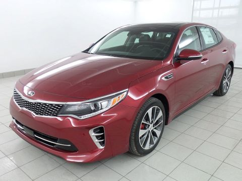 New Kia Optima 4d Sedan SX Turbo