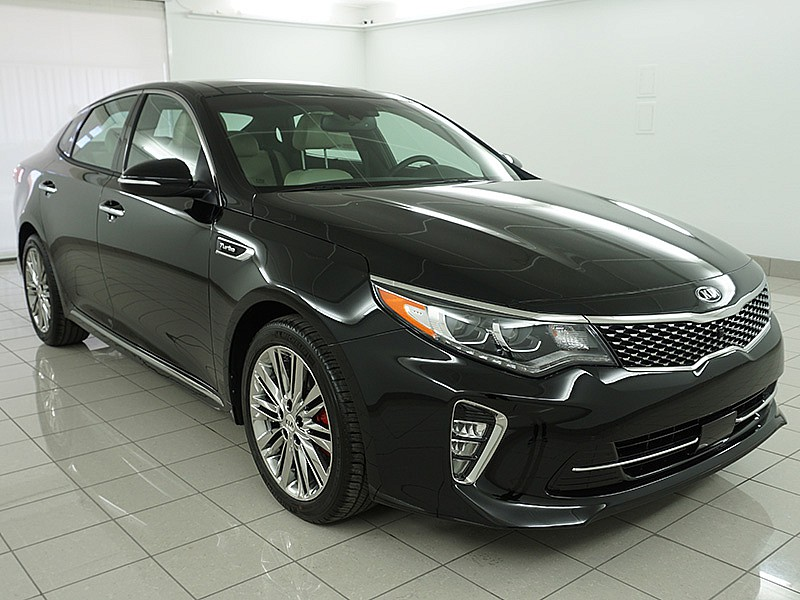 New 2018 Kia Optima 4d Sedan SX Turbo Limited Mid Size Car in