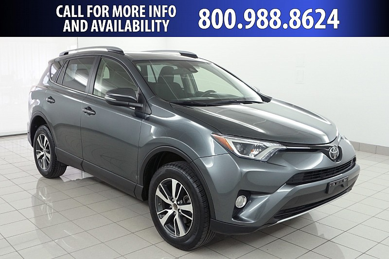 Pre Owned 2017 Toyota Rav4 4d Suv Fwd Xle Front Wheel Drive Compact Suv