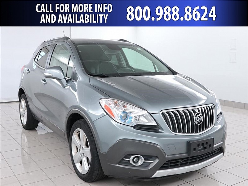 buick suv encore convenience 4d compact garage fwd already sign