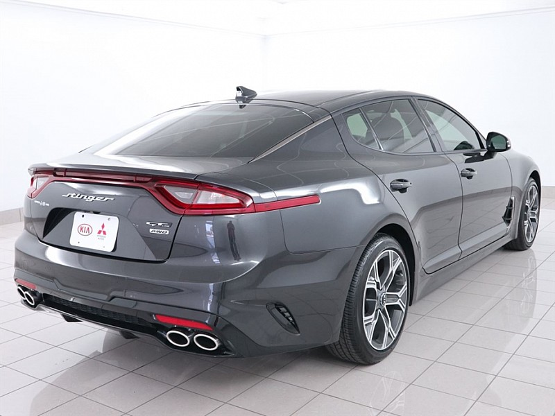 new 2020 kia stinger 4d sedan awd gt-line mid-size car in