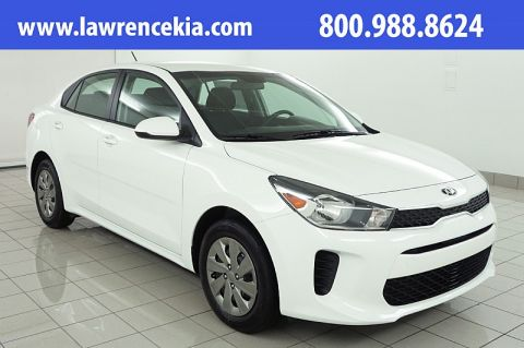 New 2019 Kia Rio 4d Sedan LX