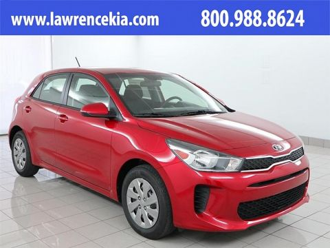 New 2019 Kia Rio 5-Door 5d Hatchback S