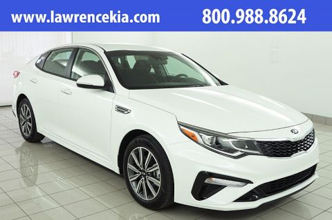 New 2019 Kia Optima 4d Sedan LX