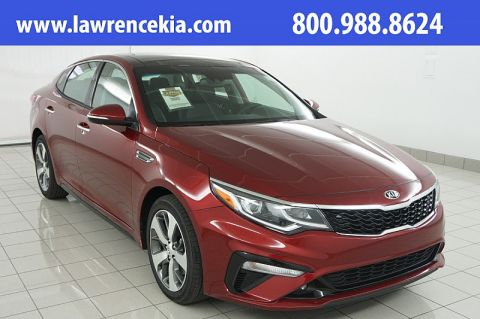 New 2019 Kia Optima 4d Sedan S