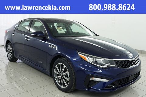 New 2019 Kia Optima 4d Sedan EX