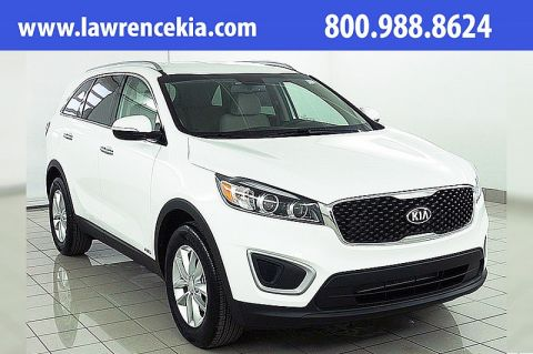 New 2018 Kia Sorento 4d SUV AWD EX Turbo