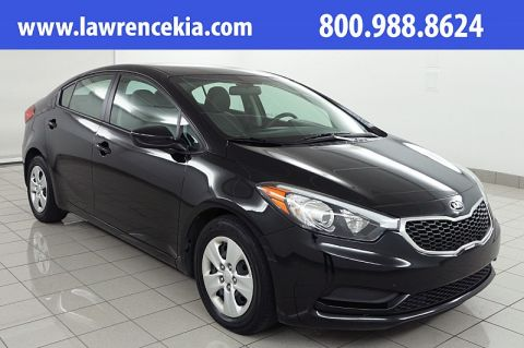 Pre Owned 2016 Kia Forte 4d Sedan Lx Auto Lease Return