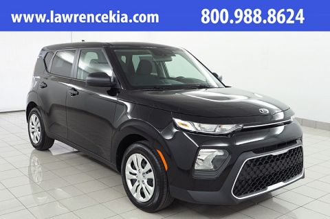 New 2020 Kia Soul 4d Hatchback LX 6spd
