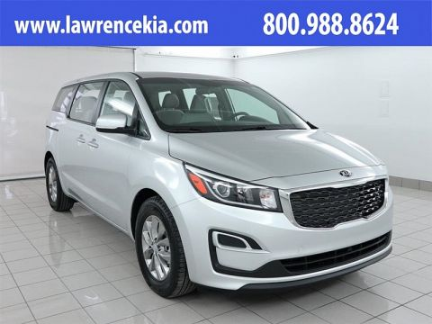 New 2020 Kia Sedona 4d Wagon L