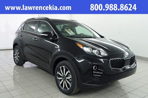 New 2019 Kia Sportage 4d SUV AWD EX w/Technology Pkg